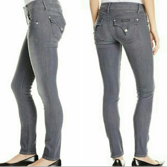 Hudson Jeans Denim - Hudson Collin Flap Jeans Style NW422ZAS